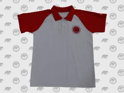 Polo Masculina Fundamental Uniforme Maple Bear