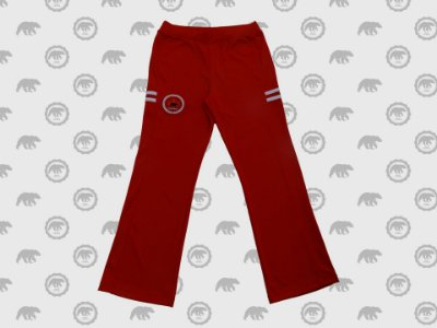 Calça Bailarina Helanca Feminina Fundamental Uniforme Maple Bear