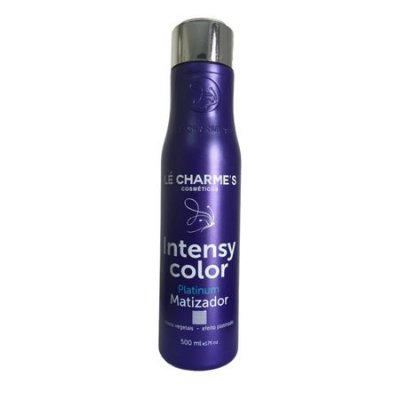 Intensy Color Platinum 500ml Le Charmes