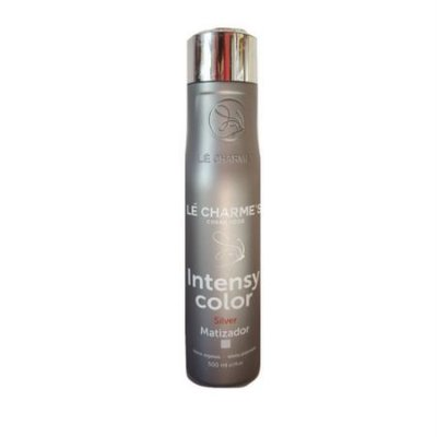 Intensy Color Silver Efeito Prata 500ml Le Charmes