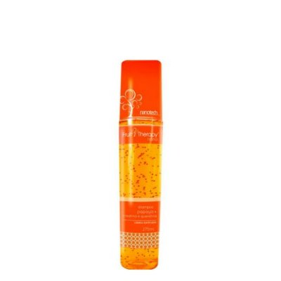 Shampoo Papaya 275ml Fruit Therapy Nano Left Cosméticos
