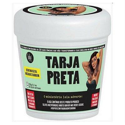 Máscara Restauradora Tarja Preta 230g Lola Cosmetics
