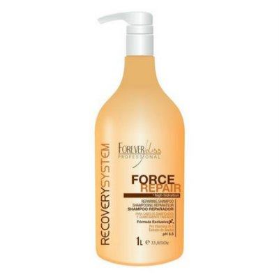 Shampoo Reparador Force Repair 1L Forever Liss