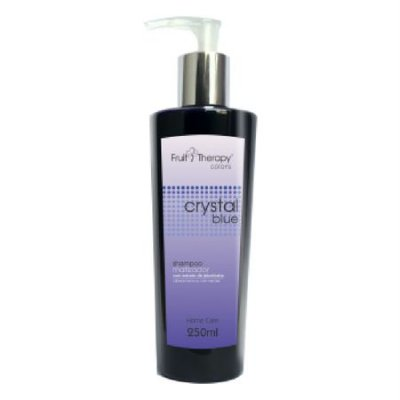 Shampoo Matizador Crystal Blue 250ml Left