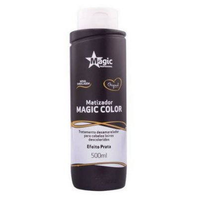 Magic Color Desamarelador Efeito Prata 500ml