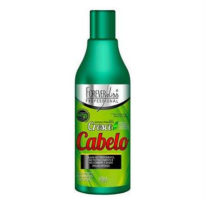 Shampoo Cresce Cabelo 500ml Forever Liss