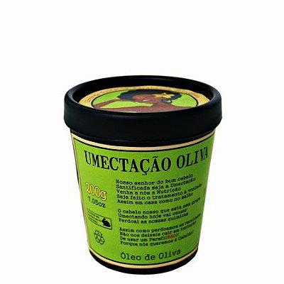 Umectação de Oliva 200g Lola Cosmetics