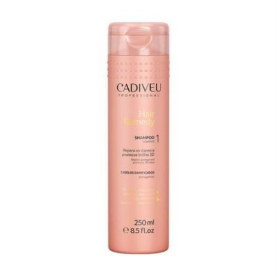 Shampoo Hair Remedy 250ml Cadiveu