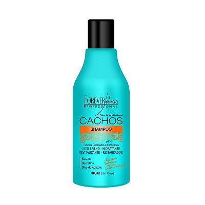 Shampoo Cachos 300ml Forever Liss