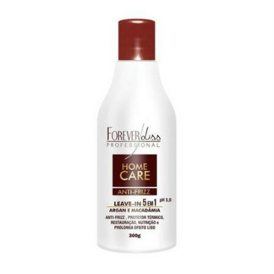 Leave-in Home Care Pós Progressiva 300ml Forever Liss