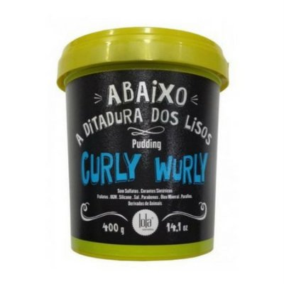 Curly Wurly Pudding 400g Lola Cosmetics