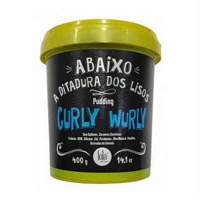 Curly Wurly Pudding 400g Lola Cosmetics