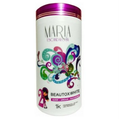 Btox White 1Kg Maria Escandalosa