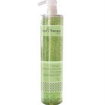 Shampoo Lima da Pérsia 1L Fruit Therapy Nano Left Cosméticos