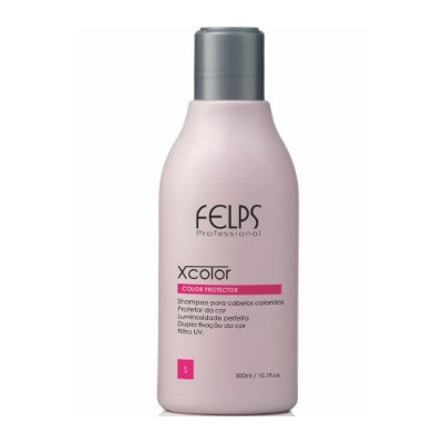 Shampoo Xcolor 300ml Felps