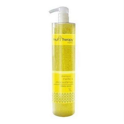 Shampoo Melão 1L Fruit Therapy Nano Left Cosméticos