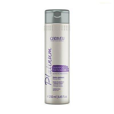 Shampoo Matizador Platinum 250ml Cadiveu