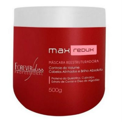 Máscara Max Redux 500g Forever Liss
