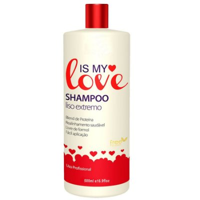 Is My Love 500ml Shampoo que Alisa