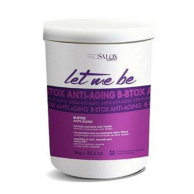 Botox B-Btox Anti Aging Let Me Be Prosalon 1Kg