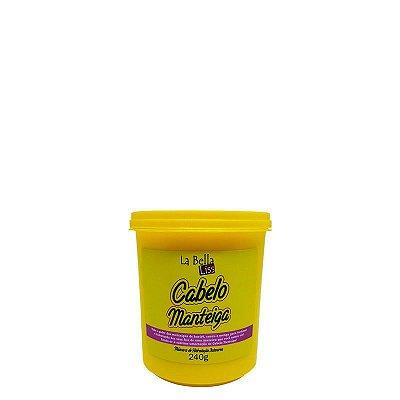 Cabelo Manteiga 240g La Bella Liss