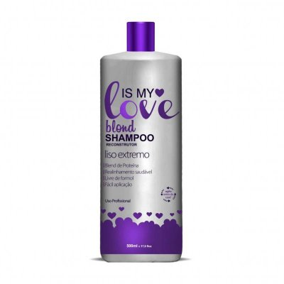 Is My Love Blond 500ml Shampoo que Alisa