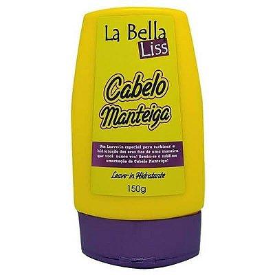 Leave in Cabelo Manteiga 150g La Bella Liss