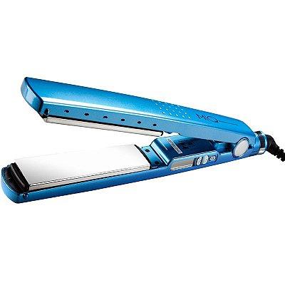 Prancha M|Q Titanium Bivolt It Stylist 7900 Azul Blue Sky