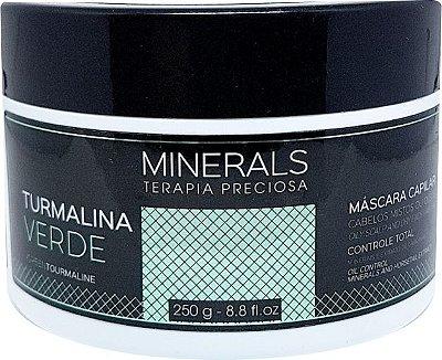 Máscara Turmalina Verde 250gr Minerals Terapia Preciosa - Left Cosméticos
