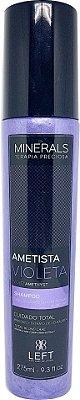 Shampoo Ametista Violeta 275ml Minerals Terapia Preciosa - Left Cosméticos