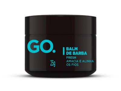 Balm de Barba Fresh 25g GO.