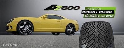 Jogo Pneus 265/35R22 e 295/30R22 AZ800