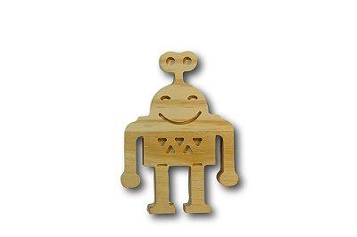 Enfeite para Quarto Infantil Robô Miles