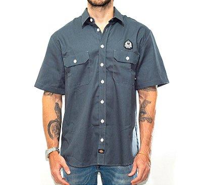 Camisa Dickies O Lenhador Cinza