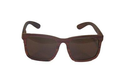 Óculos Madeira O Lenhador Guará