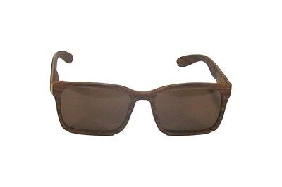 Óculos Madeira O Lenhador Caymam