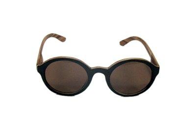 Óculos Madeira O Lenhador Guató