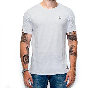Camiseta Básica O Lenhador - BRANCA