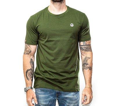 Camiseta Básica O Lenhador - VERDE