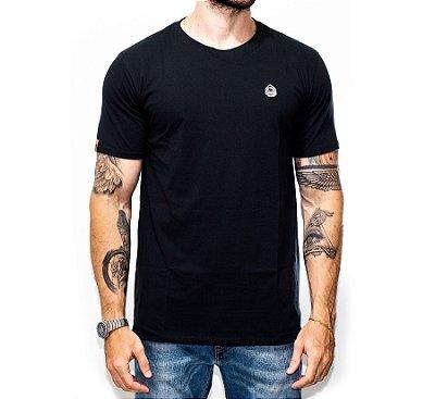 Camiseta Básica O Lenhador - PRETA