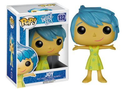 FUNKO POP! DIVERTIDA MENTE: ALEGRIA