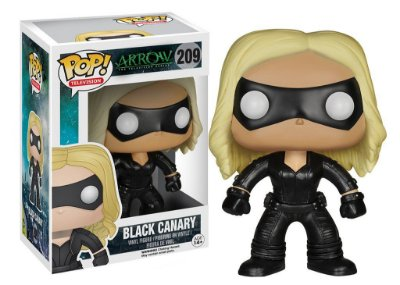 FUNKO POP! ARROW: CANARIO NEGRO