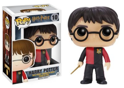 FUNKO POP! HARRY POTTER: HARRY TRIBRUXO