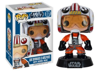 FUNKO POP! STAR WARS: LUKE PILOT
