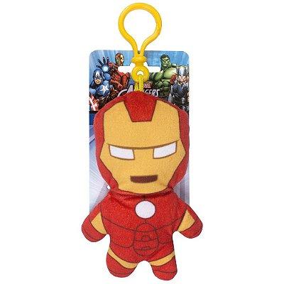 Bag Clip Homem de Ferro Marvel