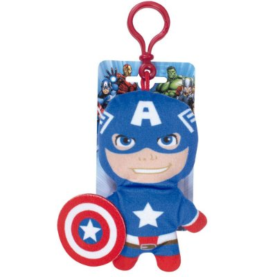 Bag Clip Capitão America Marvel