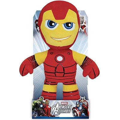 Pelucia Homem de Ferro  Marvel