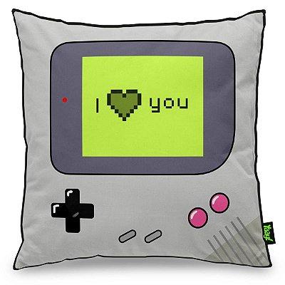 Almofada Gamer Boy I Love You