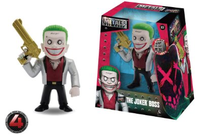 METAL DIE CAST - SUICIDE SQUAD THE JOKER BOSS