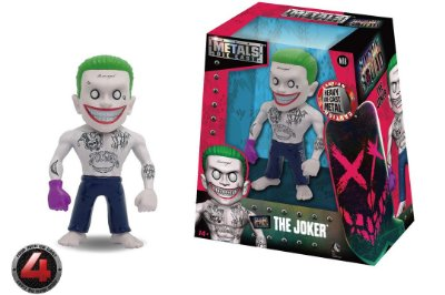 METAL DIE CAST - SUICIDE SQUAD THE JOKER